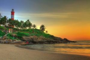 Kovalam Beach_Kerala